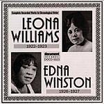 Leona Williams Leona Williams & Edna Winston (1922-1927)