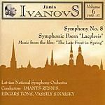 Imants Resnis Orchestral Works, Vol.6: 1955-57 (Symphony No.8/Lacplesis/The Late Frost In Spring)