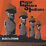 Cigar Store Indians Built Of Stone
