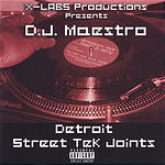 D.J. Maestro Detroit Street Tek Joints (Parental Advisory)