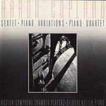 Gilbert Kalish Sextet/Piano Variations/Piano Quartet