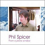 Phil Spicer From A Plane Window