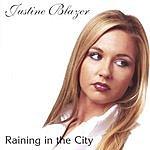 Justine Blazer Raining In The City