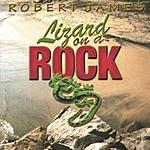 Robert James Lizard On A Rock