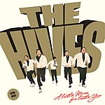 The Hives A Little More For Little You (3 Track Single)