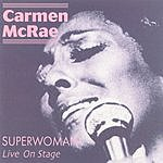 Carmen McRae Superwoman