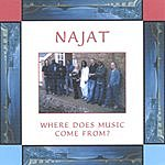 Najat Where Does Music Come From?