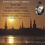 Valdis Zarins Baltic Violin Concertos