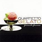 Quartetto Gelato Favorite Flavors