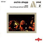 Archie Shepp Blasé/Live At The Pan-African Festival
