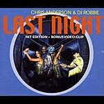 Chris Anderson Last Night (Maxi-Single)