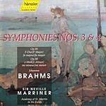 Neville Marriner Symphonies 3 & 4