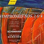 Neville Marriner Symphonies 2 & 4
