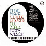 Teddy Wilson Jazz Piano Masters Live At The New School