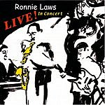 Ronnie Laws Live! In Concert