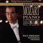 Derek Han The Complete Mozart Piano Concertos, Vol.8