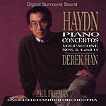 Derek Han Haydn Piano Concertos: Vol.1