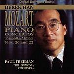 Derek Han The Complete Mozart Piano Concertos, Vol.7
