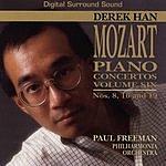Derek Han The Complete Mozart Piano Concertos, Vol.6