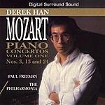 Derek Han The Complete Mozart Piano Concertos, Vol.1
