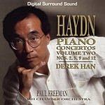 Derek Han Haydn Piano Concertos: Vol.2