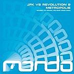 The JFK Quintet Metropolis (2 Track Remix Single)