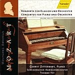 Wolfgang Amadeus Mozart Concertos For Piano And Orchestra, KV 246, 238, 271