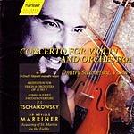Dmitry Sitkovetsky Concerto For Violin And Orchestra