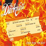 The Darkness One Way Ticket (Single)