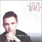 Jon Baz I Won't Let You Down (Single)