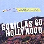 Bright Blue Gorilla Gorillas Go Hollywood