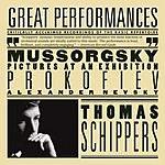 Thomas Schippers Prokofiev: Alexander Nevsky; Mussorgsky: Pictures At An Exhibition