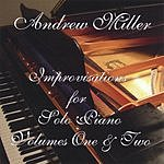 Andrew Miller Improvisations For Solo Piano
