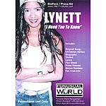Lynett I Need You To Know (Maxi-Single)