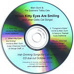 Marc Gunn & The Dubliners' Tabby Cats When Kitty Eyes Are Smiling And Other Celtic Cat Songs (Maxi-Single)