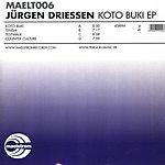 Jürgen Driessen Koto Buki EP
