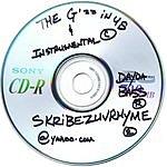 Skribez Uv Rhyme The G'zz In Us (Single)