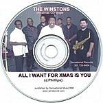 The Winstons The Winstons Christmas CD Single