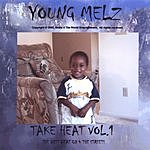 Young Melz Beat CD Take Heat, Vol.1