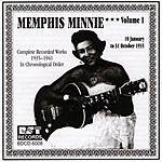 Memphis Minnie Memphis Minnie Vol.1 (1935)