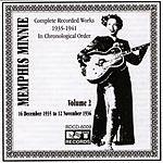 Memphis Minnie Memphis Minnie, Vol.2 (1935-1936)