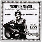 Memphis Minnie Memphis Minnie Vol.4 (1938-1939)