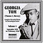 Rev. Thomas A. Dorsey Georgia Tom (Thomas A. Dorsey) Vol.1 (1928-1930)