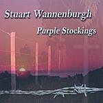 Stuart Wannenburgh Purple Stockings