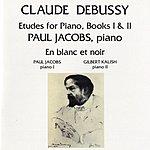 Paul Jacobs Etudes For Piano, L.136/En Blanc Et Noir, L.134