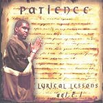 Patience Lyrical Lessons, Vol.2.1