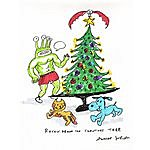 Daniel Johnston Rockin' Around The Christmas Tree (Single)