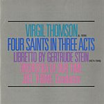 Joel Thome Four Saints In Three Acts