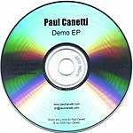 Paul Canetti Demo EP