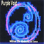 Purple Void Within The Nebula Of Time